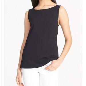 kate spade bow back ponte top